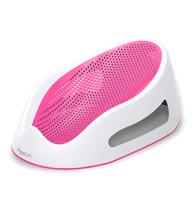 Фото-1 Лежачок-горка  для купания детей Angelcare Bath Support розовый