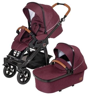 Фото-1 Детская коляска 2 в 1 R1 XL 551 Selection с сумкой