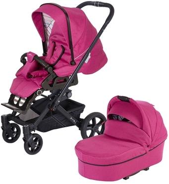 Фото-1 Детская коляска 2 в 1 Hartan VIP GTS XL 509 (без сумки)