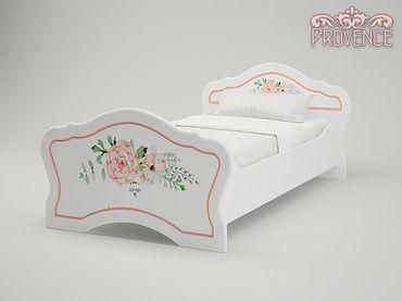 Фото-1 Детская кровать Прованс P-02 Милароса (Provence Milarosa)