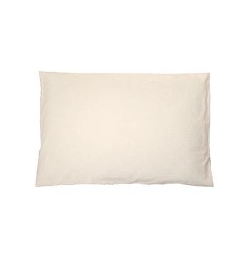 Фото-1 Наволочка на подушку Federa 40x60 см бежевая