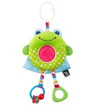 Фото-1 Подвесная игрушка Benbat On-the-Go Toys лягушка