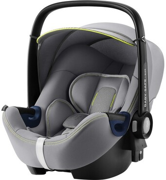 Фото-1 Детское автокресло Britax Roemer Baby-Safe² i-Size Cool Flow - Silver