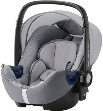 Фото-1 Детское автокресло Britax Roemer Baby-Safe² i-Size Grey Marble