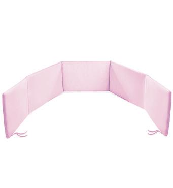 Фото-1 Бампер для детской кровати Italbaby розовый