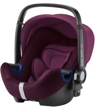 Фото-1 Детское автокресло Britax Roemer Baby-Safe² i-Size Burgundy Red