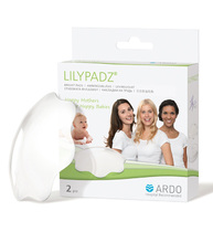 Фото-1 Многоразовые накладки на грудь Ardo LilyPadz