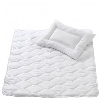 Фото-1 Комплект постельных принадлежностей (одеяло 100х135 см и подушка 60х40 см)