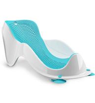 Фото-1 Лежачок-горка для купания детей Angelcare Bath Support Mini голубой