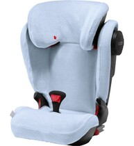 Фото-1 Летний чехол для кресла Britax Roemer Kidfix III, голубой