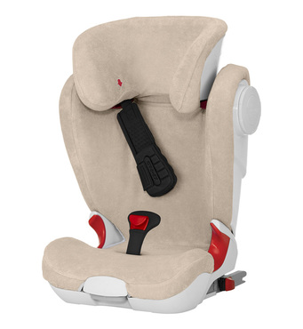 Фото-1 Летний чехол для кресла Britax Roemer Kidfix II XP (SICT) бежевый