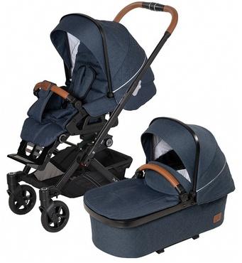 Фото-1 Детская коляска 2 в 1 Hartan Yes GTS XL 553 Selection без сумки