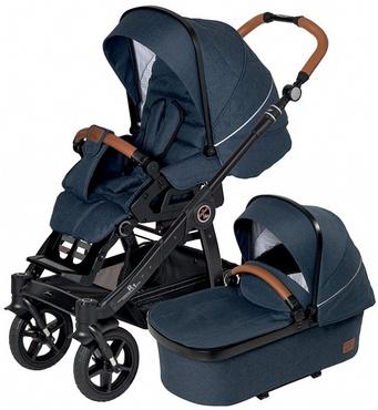 Фото-1 Детская коляска 2 в 1 R1 XL 553 Selection с сумкой