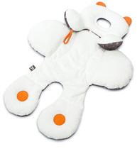 Фото-1 Вкладыш для новорожденных Benbat от 0 до 1 года бело-коричневый