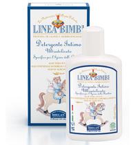Фото-1 Мягкое очищающее средство для интимной гигиены Helan Linea Bimbi, 125 мл
