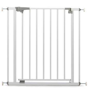 Фото-1 Ворота безопасности Geuther 73-81,5 см металлические (4712) белые