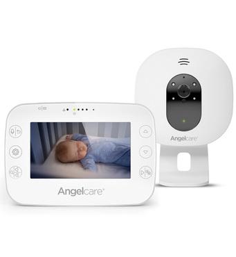 Фото-1 Видеоняня цифровая Angelcare AC320 белая