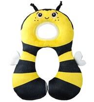 Фото-1 Дорожная подушка Benbat Travel Friends для детей от 1 до 4 лет пчела