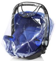 Фото-1 Дождевик для автолюлек Baby-Safe прозрачный