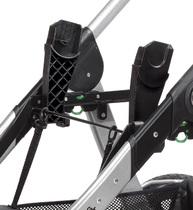 Фото-1 Адаптер на коляски Hartan для Maxi Cosi черный