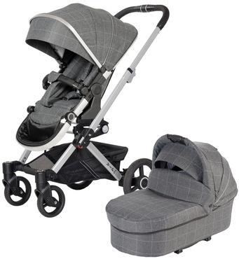 Фото-1 Детская коляска 2 в 1 VIP GTX XL 531 (без сумки)
