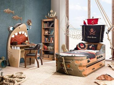 Фото-1 Мебель Black Pirate Cilek