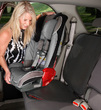 Фото-2 Чехол для автомобильного сиденья Grip-It черный