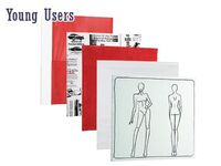 Фото-1 Накладки из ткани для фасадов VOX Young Users