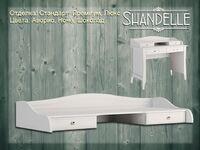 Фото-1 Надставка для стола Шандель Ш-20 Милароса (Shandelle Milarosa)