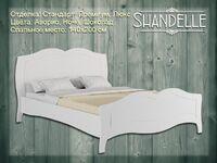 Фото-1 Детская кровать Шандель Ш-02 Милароса (Shandelle Milarosa)