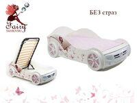 Фото-1 Кровать-машина Фея Адвеста без страз