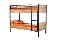 Фото-1 Детская двухъярусная кровать Mocha Cilek арт.1401