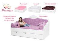 Фото-1 Кровать-диван Принцесса Адвеста (Princess Advesta)