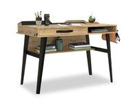 Фото-1 Письменный стол узкий Wood Metal Cilek арт.1103