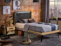 Фото-1 Подростковая мебель для мальчика Wood Metal Cilek