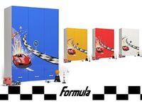 Фото-1 Шкаф 3Д Formula