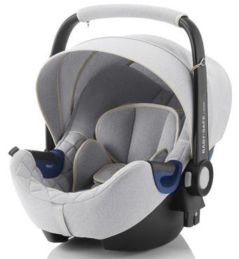 Фото-1 Детское автокресло Britax Roemer Baby-Safe² i-Size Nordic Grey