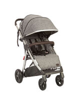Фото-1 Детская прогулочная коляска Oyster Zero Basic Granite Grey