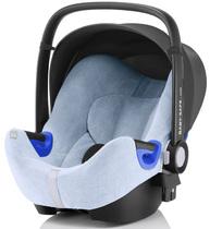 Фото-1 Летний чехол для автокресла Britax Roemer Baby-Safe i-Size голубой