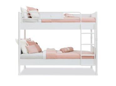 Фото-1 Двухъярусная кровать Romantica Cilek для девочки арт.1401