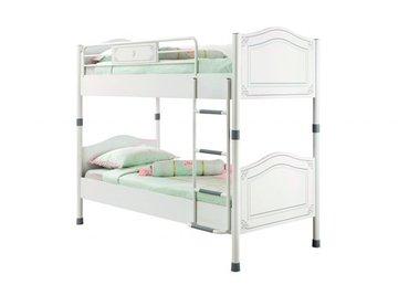 Фото-1 Двухъярусная кровать Selena Cilek для девочки арт.1401
