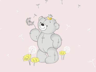 Фото-1 Фотообои Мишки Тедди для девочки