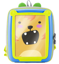 Фото-1 Детский рюкзак Benbat GoVinci синий/зеленый