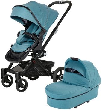 Фото-1 Детская коляска 2 в 1 VIP GTX XL 510 (без сумки)