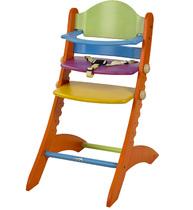 Фото-1 Стульчик для кормления Geuther Swing цветной