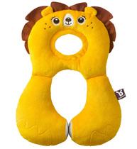 Фото-1 Дорожная подушка Benbat Travel Friends для детей от 1 до 4 лет лев
