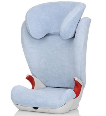 Фото-1 Летний чехол для кресла KID II голубой