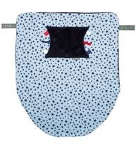 Фото-1 Многофункциональный плед Cheeky Chompers Cheeky Blanket синие звезды