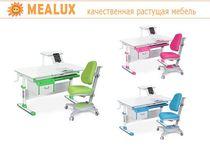 Фото-1 Комплект мебели Mealux EVO-40 для школьника