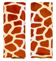 Фото-1 Накладки на ремни Benbat Travel Friends для детей от 1 до 4 лет жираф